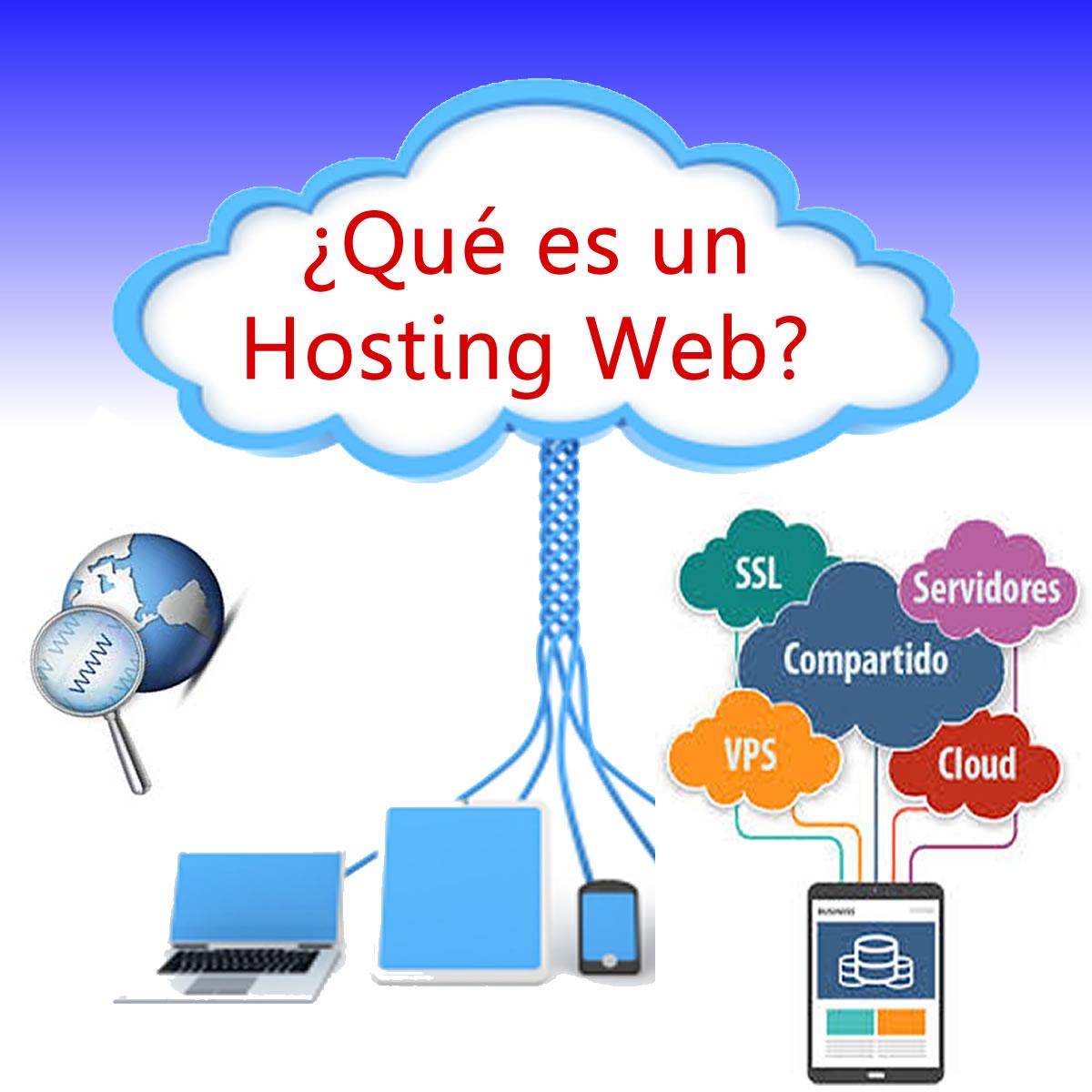 un Hosting Web